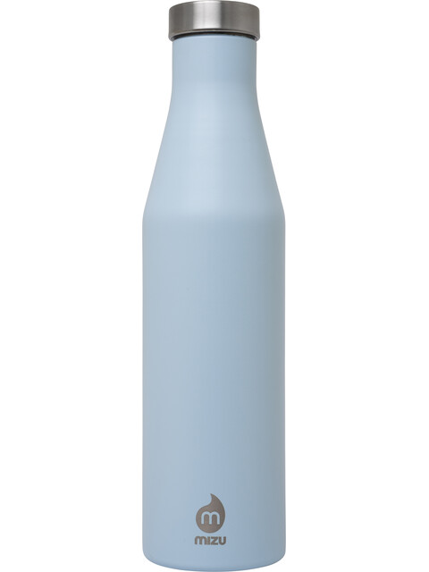 MIZU S6 Insulated Bottle with Stainless Steel Cap 600ml Enduro Ice Blue